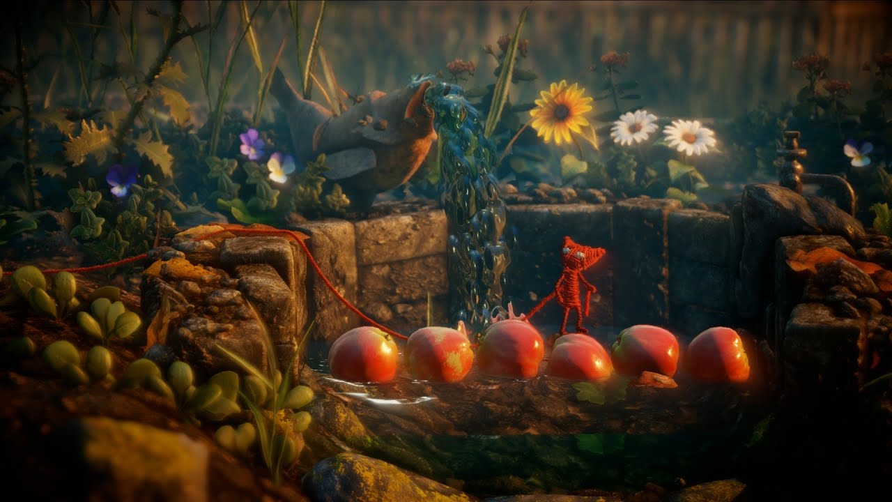 Fifteen minutes with Unravel 2, and creator Martin Sahlin