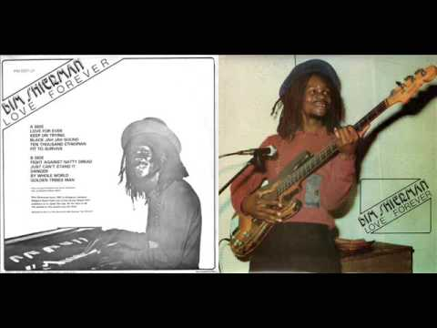 Jah Thomas - Working Hard For A Dollar / Dance Hall Move