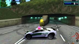 Need for Speed: High Stakes Police Chase - Landstrasse (Pursuit Diablo SV)