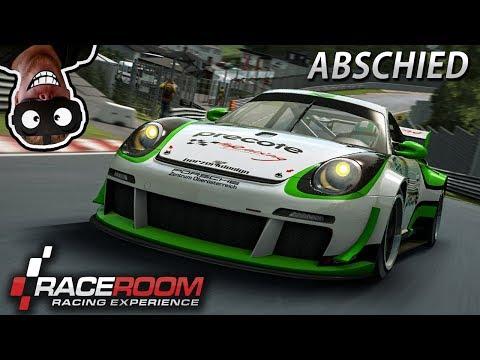Abschied | RaceRoom German Gameplay [VR] [GER] RUF RT12R GT3 @ Nordschleife