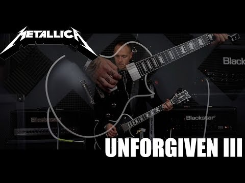 Metallica - Unforgiven III (Guitar Cover)