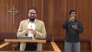 2020-06-07 - A alma sedenta - Sl 42 - Rev André Carolino - Transmissão Matutina