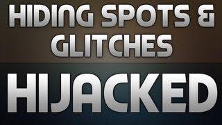BO2: Hiding Spots + Glitches on Hijacked thumbnail