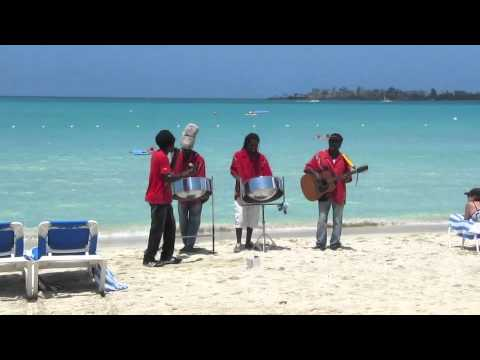 Jamaica - Steel Drums on the beach