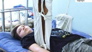 Чем чаще дети прыгают на батуте, тем больше в травмпункте пациентов