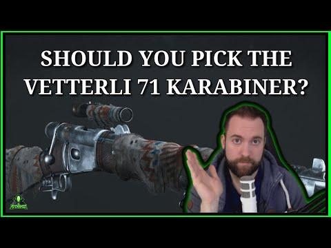 REVIEW: Should You Play The Vetterli 71 Karabiner? [Hunt Gun Review #1]