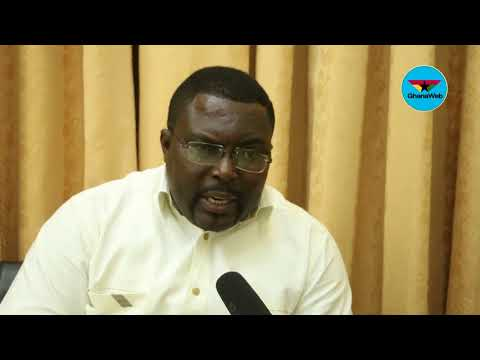 NaBCo not solution, admit you have job creation problem - Quashigah to government