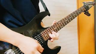 RADWIMPS HOCUSPOCUS guitar cover