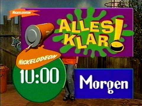 Nickelodeon  Alles Klar!   1998