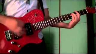Plug In Baby Muse Guitar Cover By Luca Nisi Guitar Replica