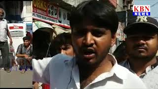 Shops Owner Protest Against Traffic Police and Given Dharna On Roads At Troop Bazar|Hyderabad