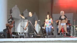 KC & the Sunshine Band, Silver Springs Florida 7/4/2013 (Video 3)