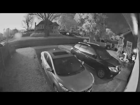 Thunderous Sound and Impact of Texas Explosion Caught on Home Security Camera