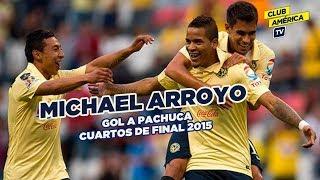 Video Gol de Michael Arroyo - América 3 Vs 2 Pachuca download MP3, 3GP, MP4, WEBM, AVI, FLV April 2018