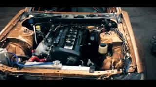 Братск Nissan Skyline R34 - Toyota Chaser JZX-100 #DRIFTWORKS38 #FBIG