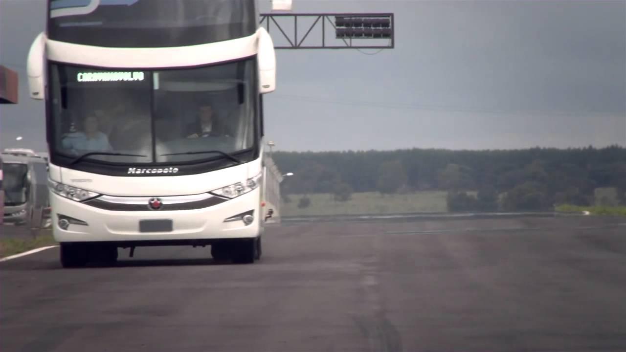 esp: mais segurança para os ônibus da volvo - youtube