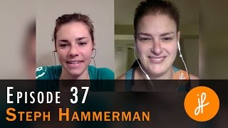 PH37 Steph Hammerman on overcoming obstacles, teaching CrossFit, and crushing cancer