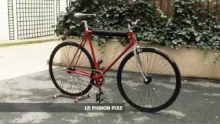Vélo à pignon fixe, qu'est-ce que c'est ?