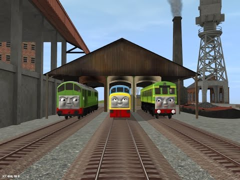My Thomas Trainz Mod<br><iframe title=