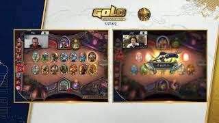 Gold Club World Cup Battlegrounds Day 5 Group A