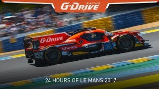 G-Drive Racing | 24 Hours of Le Mans 2017