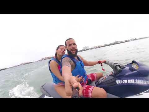Cancun 2018 | GR Solaris Travel Video | Gopro Hero Session | Telesin Dome Port