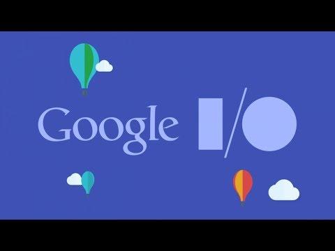 LIVE:2017谷歌开发者大会
