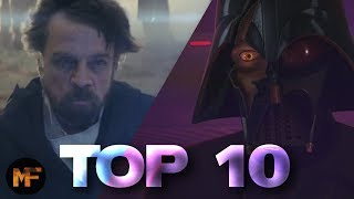 Star Wars Top Tens