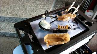 Замена топливного фильтра тонкой и грубой очистки на Honda Odyssey RB1 Хонда Одиссей 2,4 2003 1часть