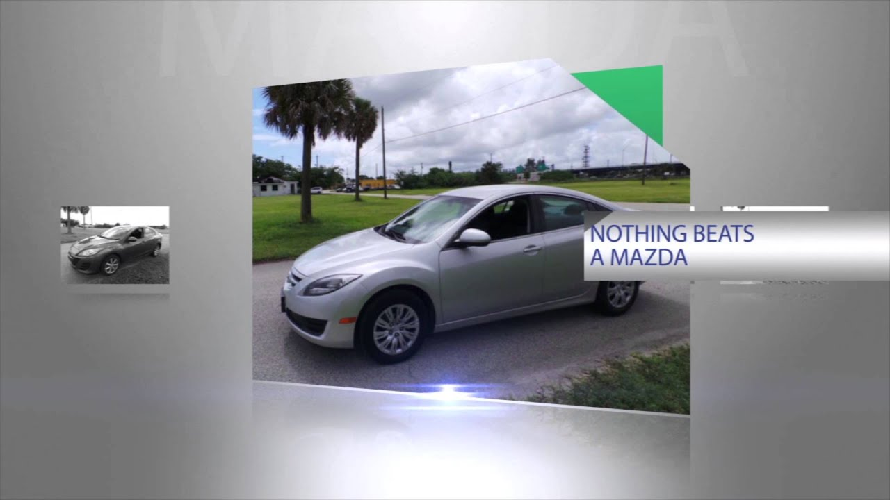 Used Mazdas West Palm Beach