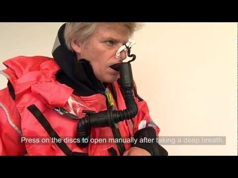 How to use a Sea Air Survival Suit by Hansen Protection