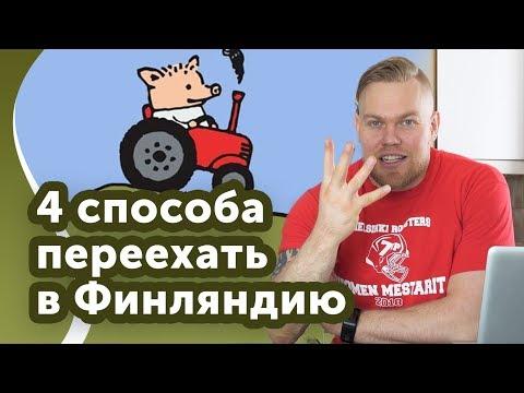 Как уехать в финляндию на пмж из россии