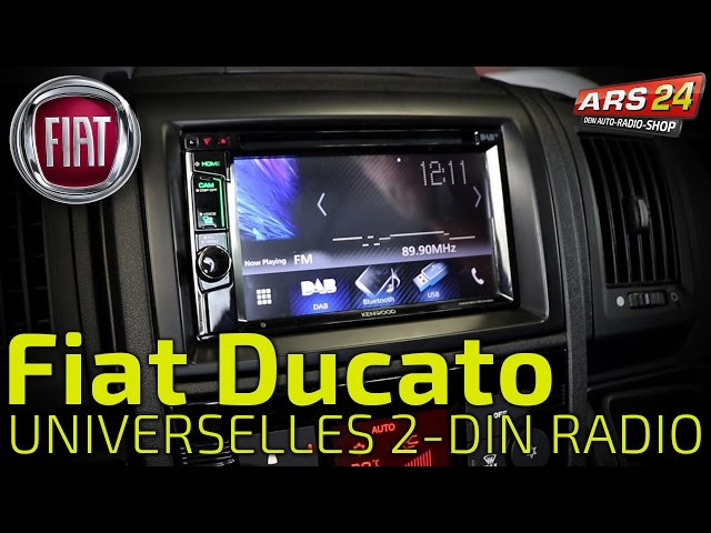Elektrischer Schaltplan Fiat Ducato 250