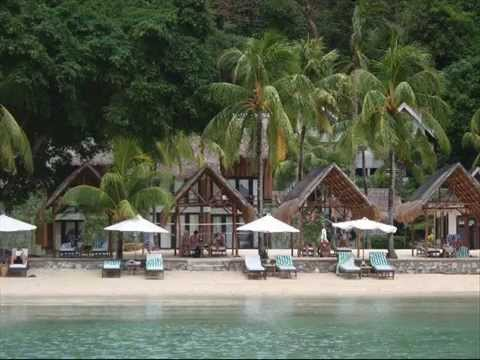 El Nido Beach Resorts El Nido Garden Beach Resort Design