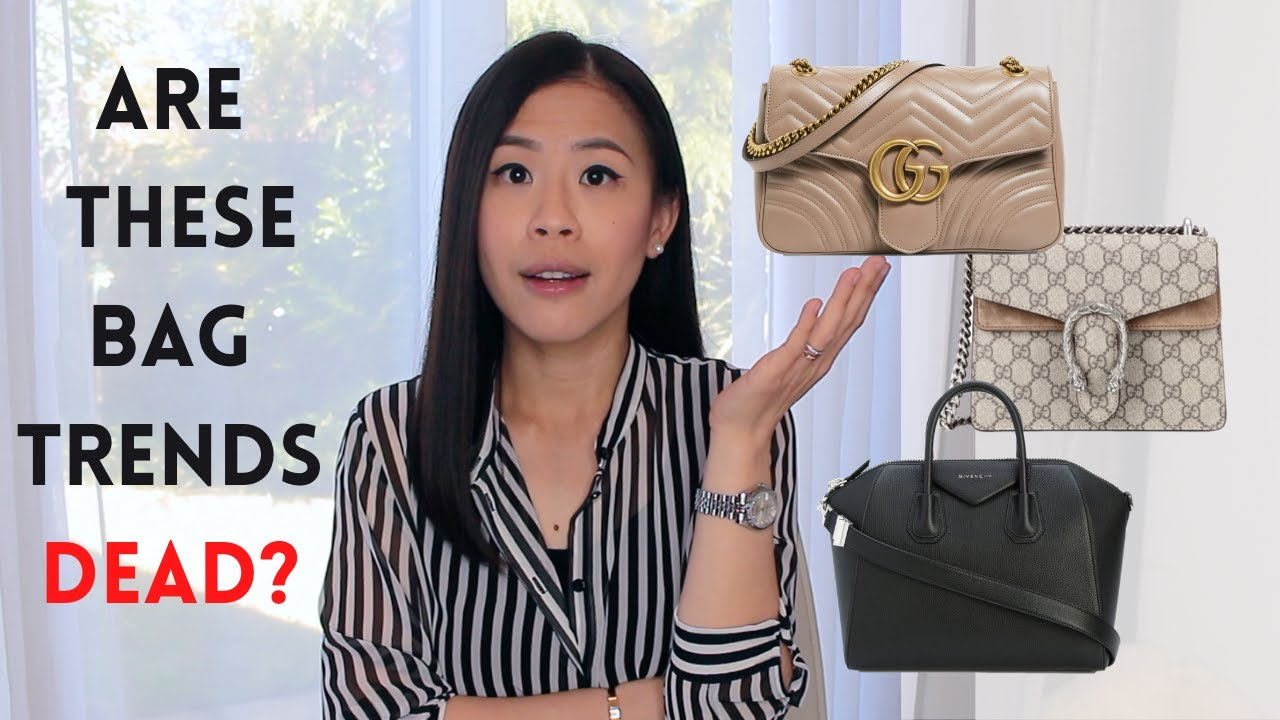 BEST or WORST Luxury IT Bag Trends? Trending designer handbags and their rise and fall.