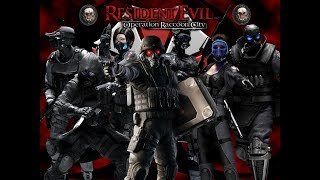 [DavidGOD PC Game直播]惡靈古堡-拉昆市行動Resident Evil: Operation Raccoon City #1 本來要開的遊戲漢化有問題orz,新增台公告訊息~