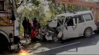 Latehar: 5 killed, 7 critically injured in road accident