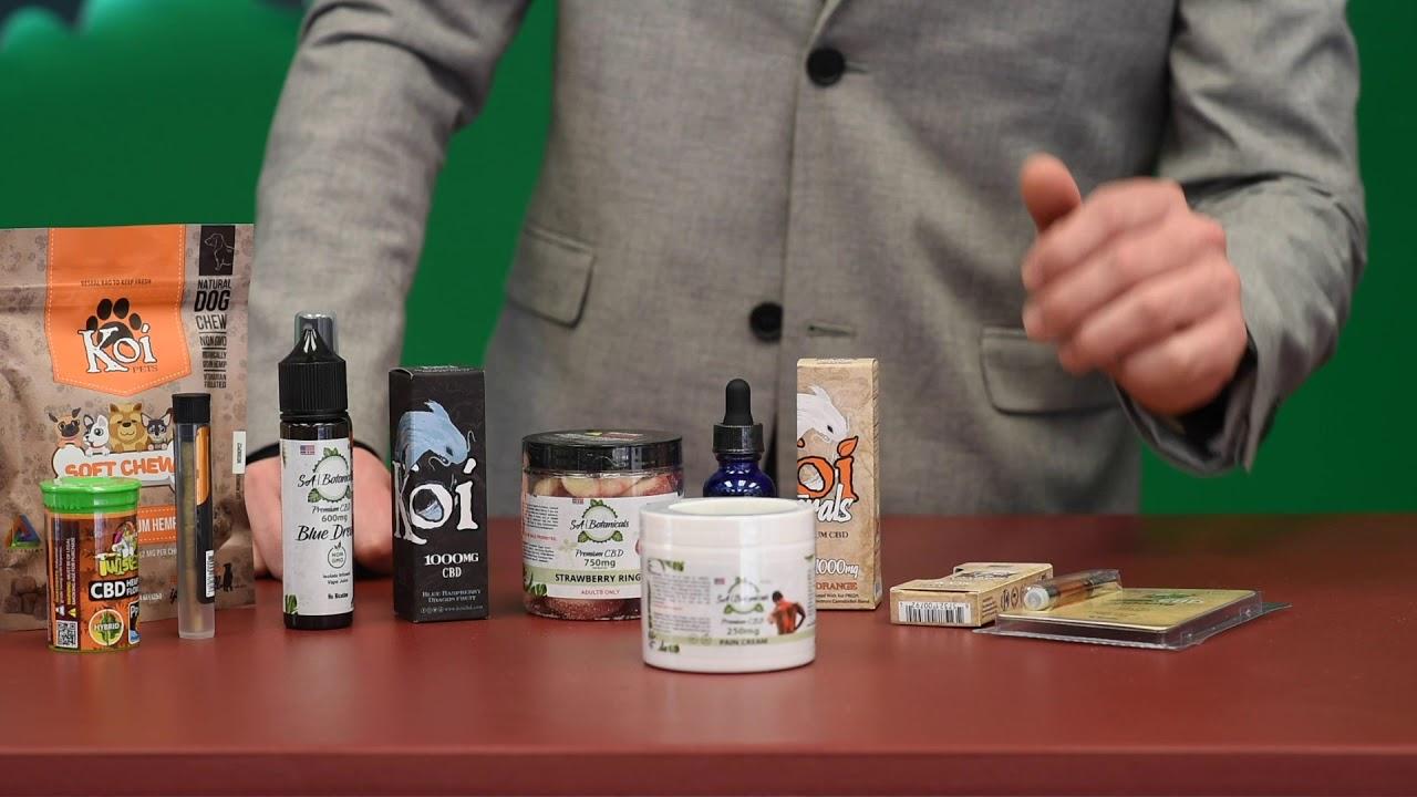 SA Botanicals | Premium CBD Products In San Antonio Texas