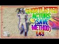 Download *100% SAVE* Shortlisted Actors Outfits Glitch 1.43 (SAVE METHOD) GTA 5 ONLINE