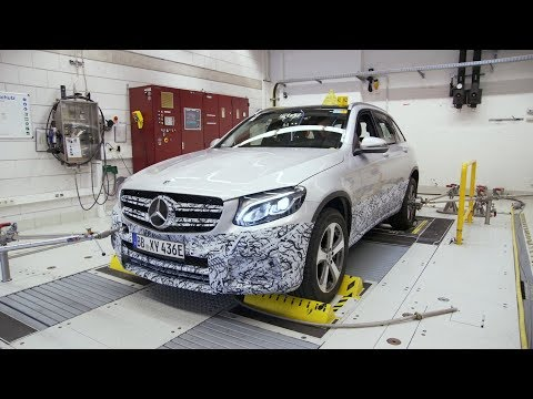 Mercedes-Benz GLC F-CELL Fuel Cell Production & Testing