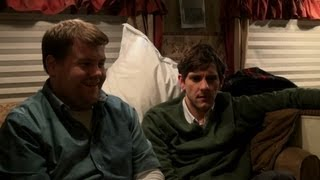 Why 'The Wrong Mans'? - The Wrong Mans: Behind the Scenes - BBC Two