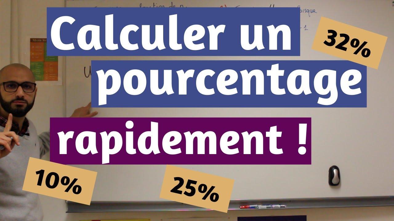 Download Calculer un pourcentage rapidement !