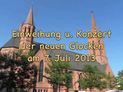 Domkirche Lampertheim: Glockenkonzert am 7. Juli 2013