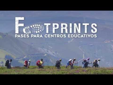 FOOTPRINTS - PASES PARA CENTROS EDUCATIVOS