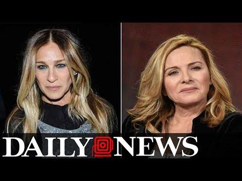Kim Cattrall to Sarah Jessica Parker  'You are not my friend'