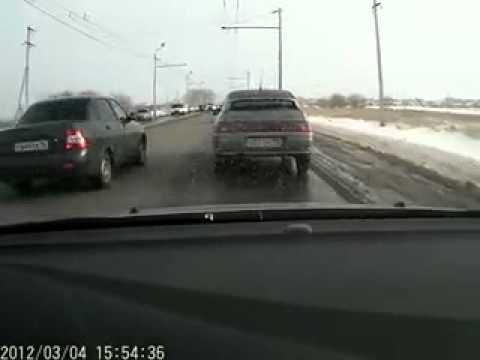 перехват авария на трассе м7