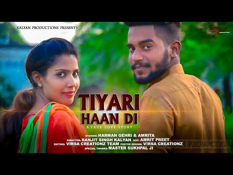 Tyari Haan Di | KULWINDER BILLA | PUNJABI SONG | REMAKE 2017