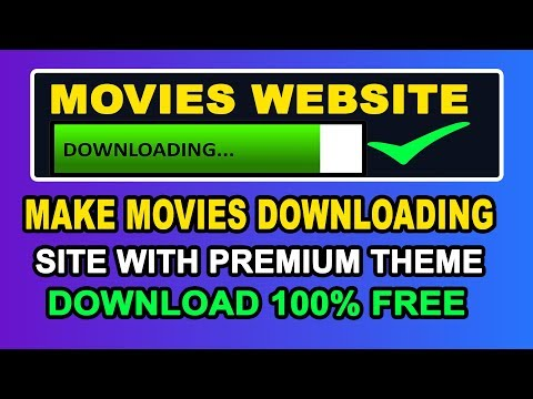 How To Make Movies Downloading Website In Blogger Totally Free In 2019