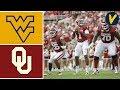 West Virginia vs #5 Oklahoma Highlights | Week 8 | College Football Highlights
