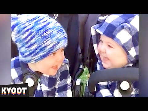 Partners in Cute Crime 🤣 | Baby Cute Funny Moments